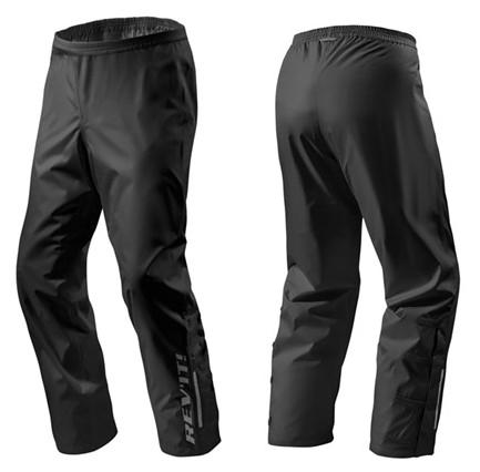Rev'it Acid Motorcycle rain trousers black
