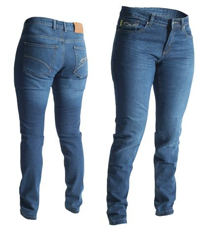 RST Ladies Aramid straight cut denim jeans