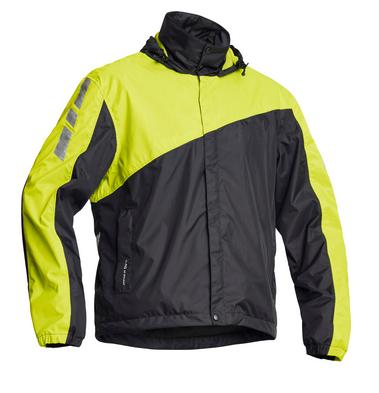Lindstrands WP rain jacket yellow