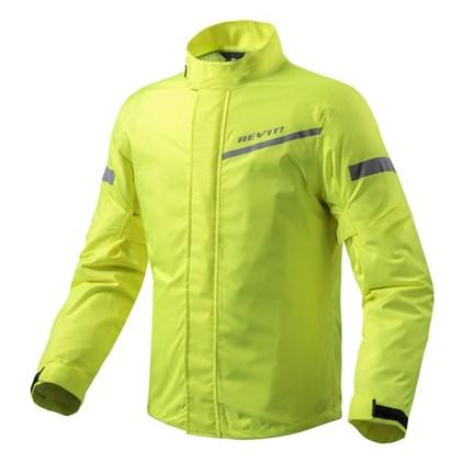 Rev'it Cyclone Rain jacket yellow