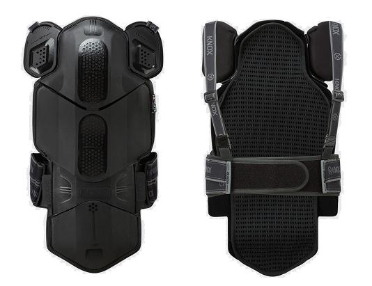 Knox Meta sys back protector