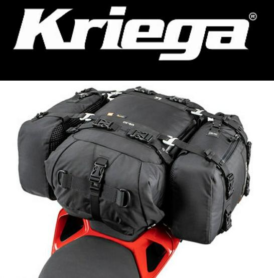 Motorcycle Luggage and backpacks