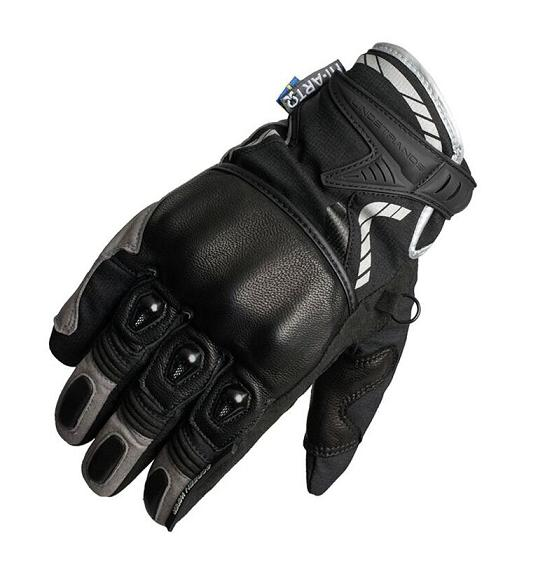 Short summer gloves